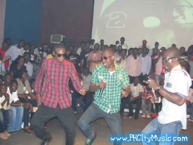Mr2kay Performing