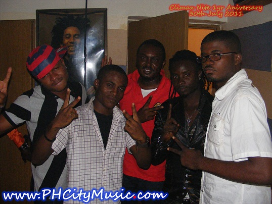IBZ, Presley, Larte (C.e.o Excell Music), Khalif Da Cypha, &amp; TS