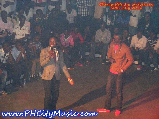 Prince Hezekiah &amp; MC AB Doin their thing