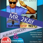 MR 2KAY ALBUM CONCERT/CLIMAX NIGHT