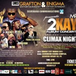 EXPLOSIVE EVENT: MR 2KAY ALBUM CONCERT/CLIMAX NIGHT