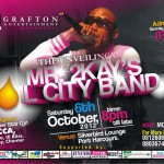 EVENT:  THE UNVEILING OF MR 2KAY OIL CITY BAND