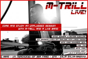 M-TRILL LIVE Re