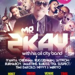 EVENT: Iyanya, J Martins, Burna Boy, Timi Dakolo Join Port Harcourt Star Mr 2Kay for Industry Nite