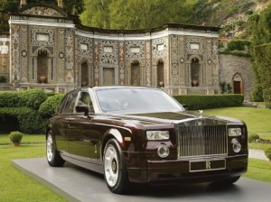 Road to Fame (Rolls Royce)