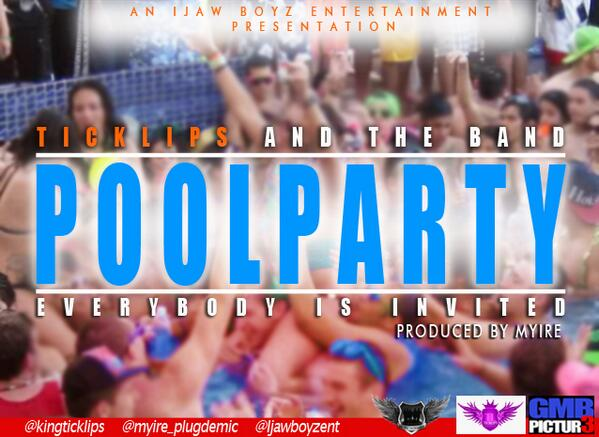 Ticklips-PoolParty