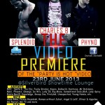 """EVENT: Charles B's """"Party Is Hot"""" video premiere on 23rd June 2013"""
