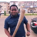 VIDEO: Dan D'Humorous – The Lock Down (Another Ikwerre man caught on cam with a mace)