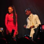 NEWS: D'banj checks out Beverly Osu's butt on stage