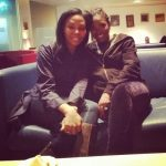 Annie Idibia off to the US to have her baby