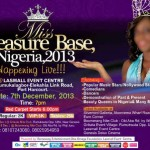 Miss Treasure Base Beauty Pageant – Forms Still On Sale Till Sunday the 30th of Nov 2013