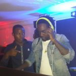 Wale DJs in Lagos Club