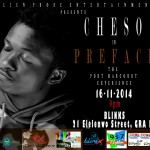 Cheso To Hold Album Listening Party in Port Harcourt this weekend!