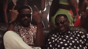 Joey-B-Sarkodie-Tonga-Video