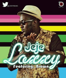 Loxxy Feat. Brown - Jeje Artwork