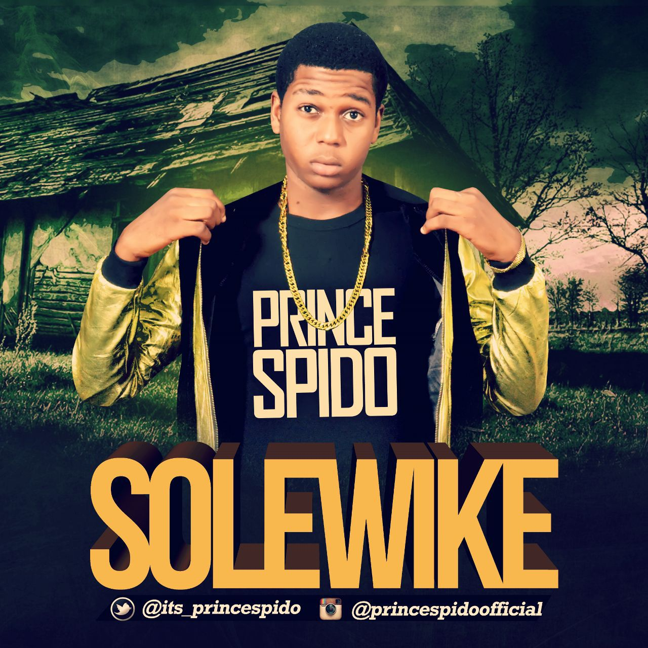 Prince Spido - Solewike