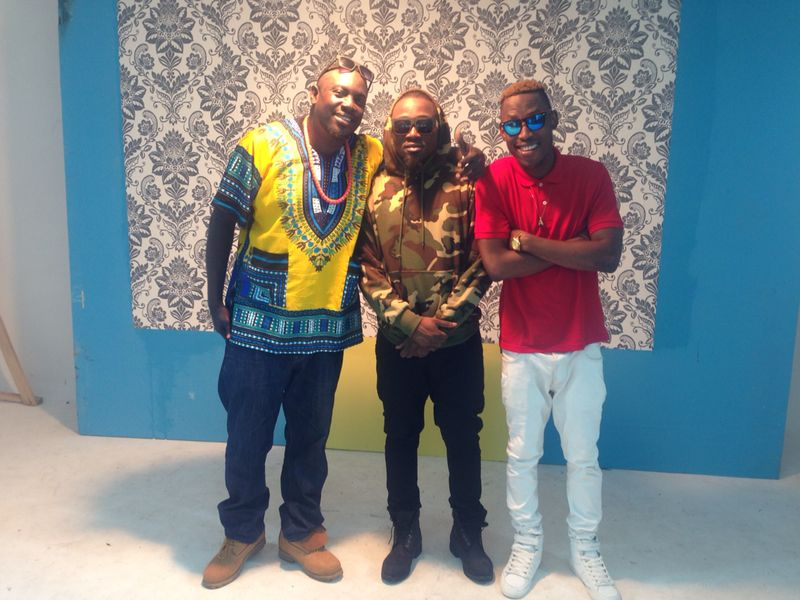 Mode9, Iceprince & Mr.2kay