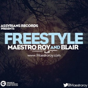 Maestro Roy & Blair - The Freestyle
