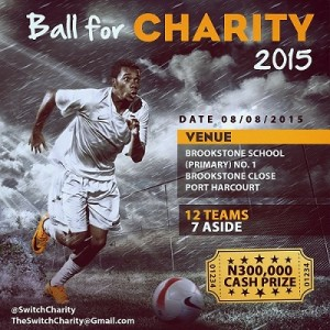 BALL FOR CHARITY DP
