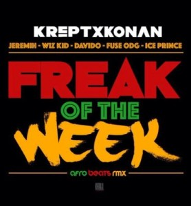 Freak-Of-The-Week