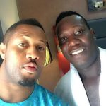 First Photos of Duncan Mighty Getting Ready for his Wedding Today