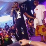 VIDEO: Dbanj, Don Jazzy, and Timaya on stage together at the I concur concert in Port Harcourt