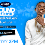 SPINLET SOUND of 2016 VIDEO: Acetune's Chill out studio session is Live