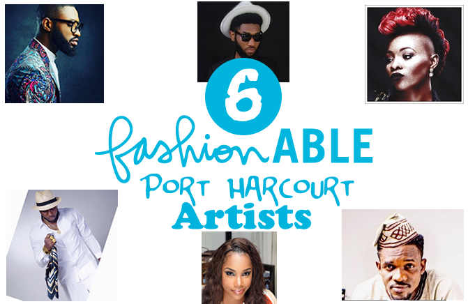 Six Fashionable PH Artists