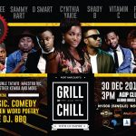 Get ready to Grill & Chill tomorrow! Fri, 30th Dec 2016