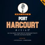 Are you an artist based in Port Harcourt? If yes, You're needed here.