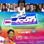 Crown Prince Kio Awareness RADIO Tour Divine ICON Season 5 Flag Off Sunday May 14, 2017 in Port Harcourt City