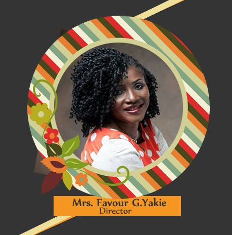 Happy Birthday to you, Mrs. Ebisidor Favour Yakie