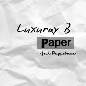 Luxuray B - Paper Artwork