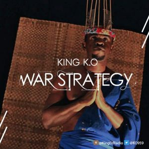 King K.O - War Strategy Artwork