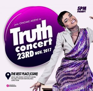 Onome Truth Concert