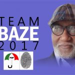 Don't make an irreversible mistake. Vote Oseloka H Obaze for Governor Anambra State #TeamObaze