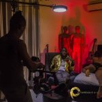 """Behind The Scene Pictures From Young Stunna's """"Celebration"""" Video directed by Denniz Gbedula."""