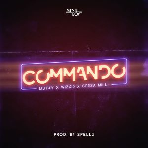 Commando-feat.-Wizkid-Ceeza-Milli-Single
