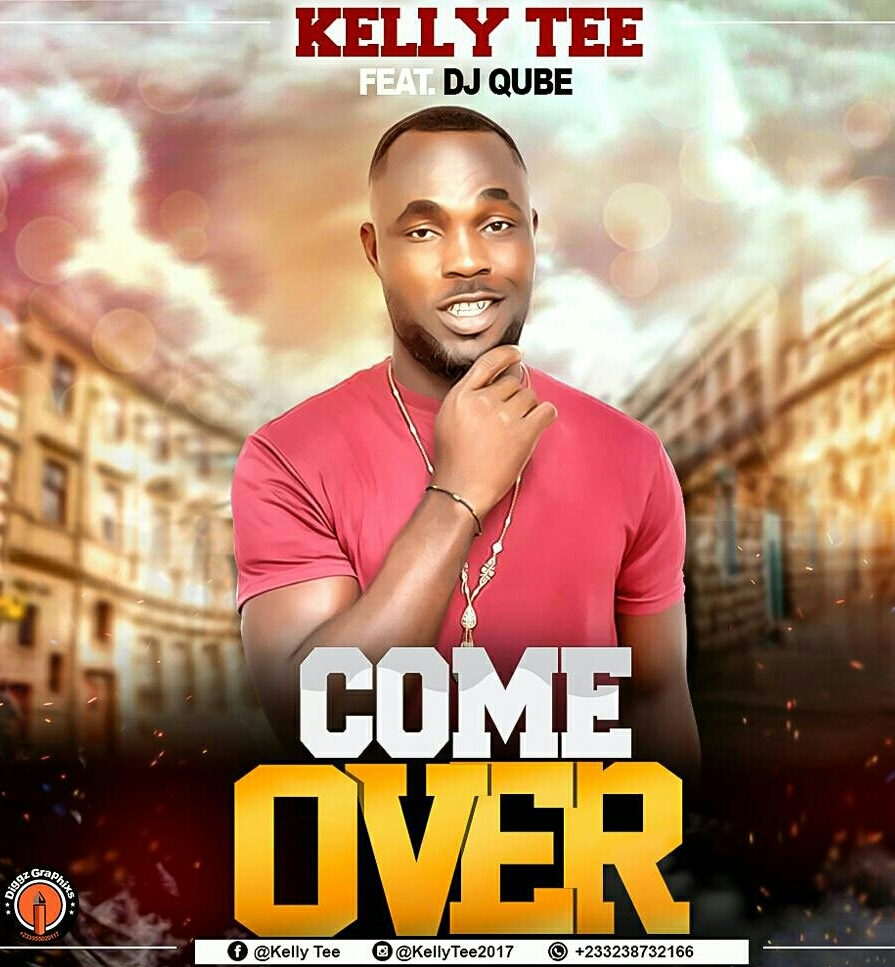 Kelly Tee Feat. DJ Qube - Come Over Artwork