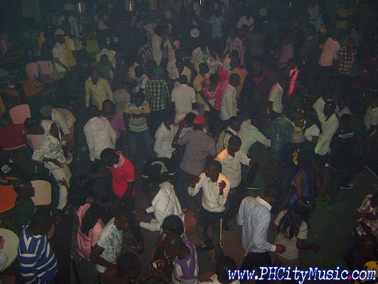The Crowd At Climax Night