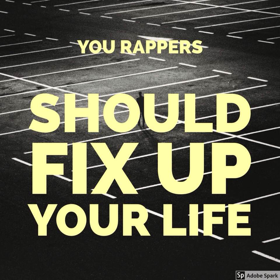 Nimi Black - You Rappers Should Fix Up Your Life
