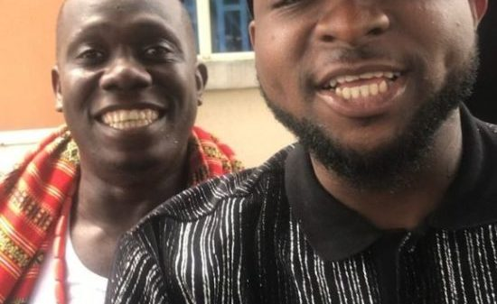 Davido and Duncan Mighty